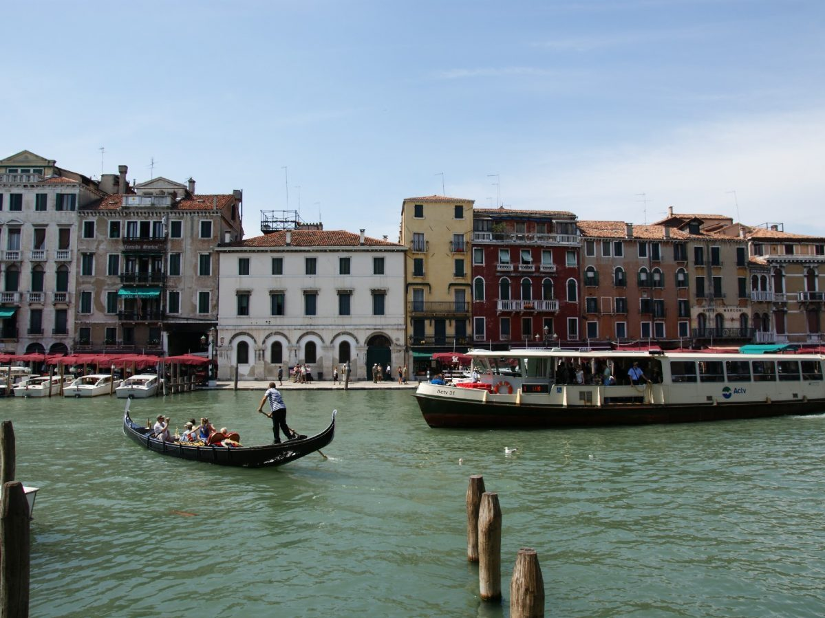 イタリア旅行記 やっぱりヴェネツィア