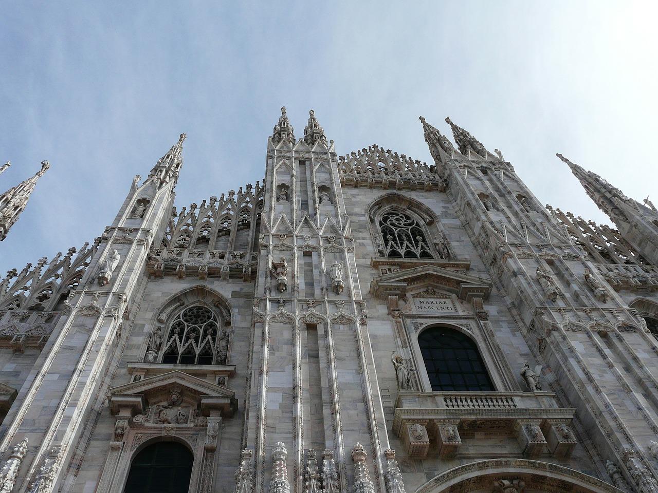 ミラノのドゥオモ(大聖堂)はスゴかった!
