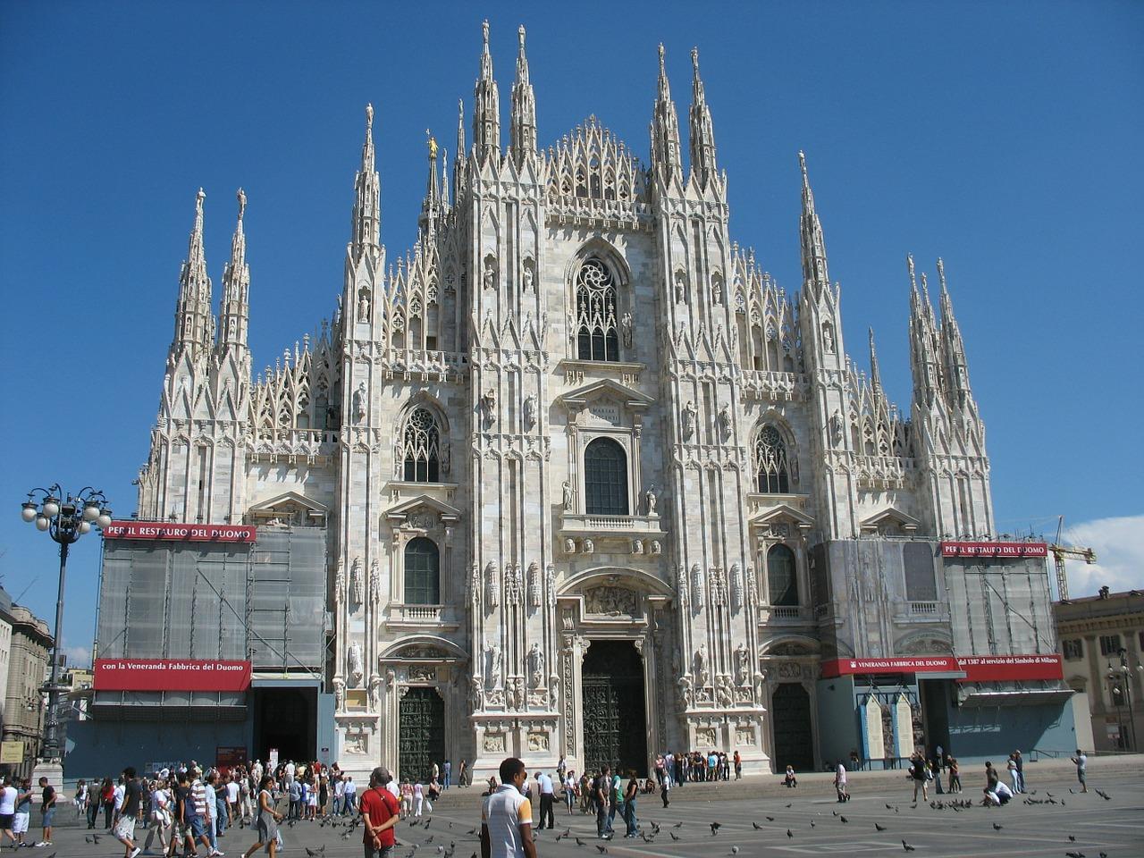 ミラノへ行くならドゥオーモがおすすめ!