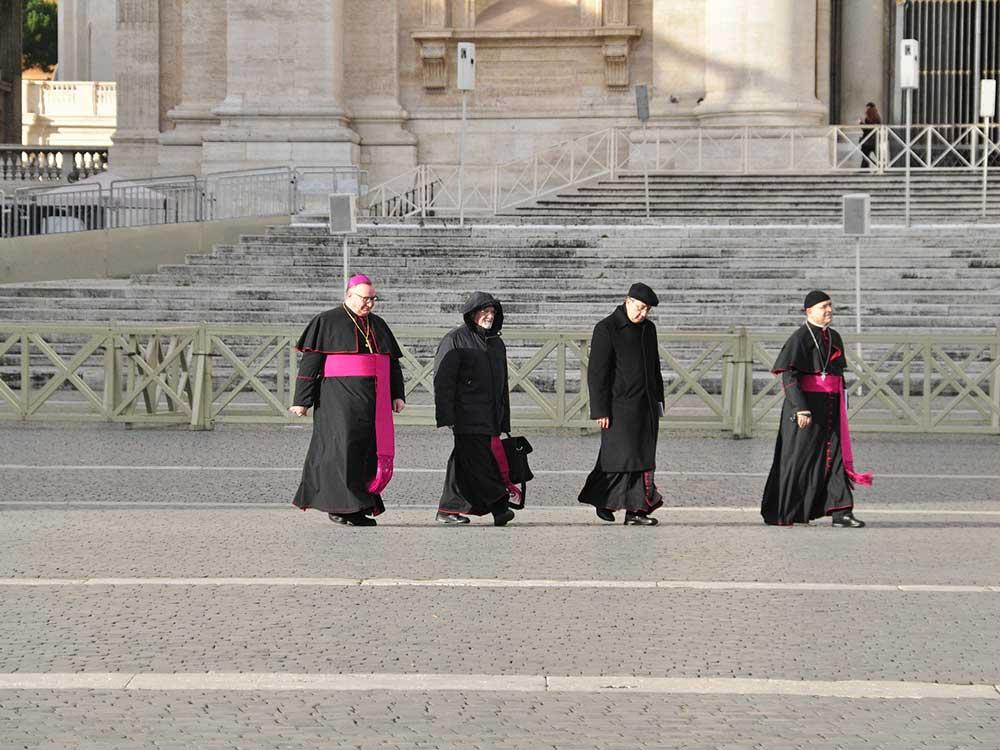 ヴァチカンでローマ教皇にお会いする方法