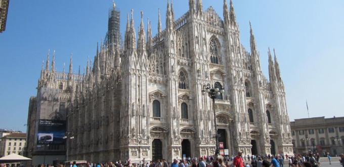 ミラノ大聖堂(ドゥオモ)