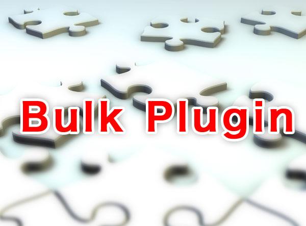 Bulk-Plugin